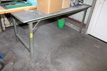 Packing table metal # 68137
