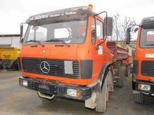 Truck tipper Front loading cran