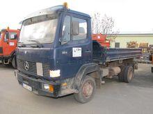 Truck tipper MERCEDES-BENZ 814
