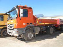Truck Tipper Trucks MERCEDES-BE