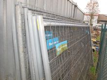 Construction fence galvanized #