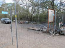 Building fence built # 68955