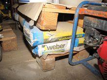 Sealing slurry WEBER-DEITERMANN