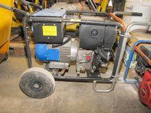 Diesel power generator GEKO 780