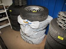 Winter tires set PIRELLI 215/65