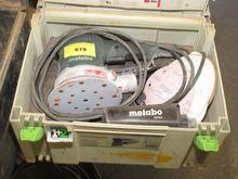 Eccentric sanding machine FESTO