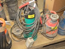 Dirty water submersible pump WI