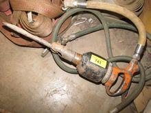 Press brake hammer KRUPP # 6917