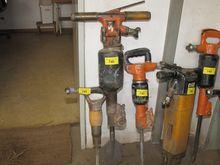 Press brake hammer KRUPP # 6918