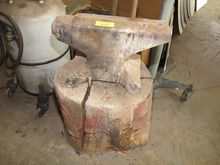 Anvil about 45x28x24 cm # 69311