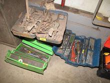 Locksmith toolbox blue # 69328
