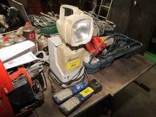 Battery Headlight EISEMANN H 10