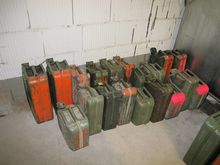 Steel canister various sizes #