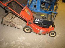 Petrol engine lawn mower SABO 4