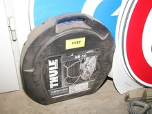 Snow chains THULE XB-16 in blac