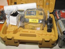 Rotational laser TOPCON RLSV 2