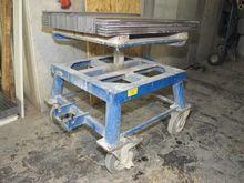 Heavy duty material truck steel