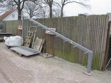Plate bearing frame steel # 698