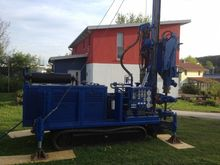 Double head drilling rig G100 R