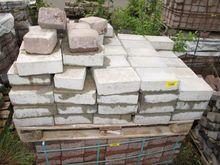 Concrete pavement remnants vari
