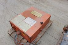 Control cabinet for crane PEINE