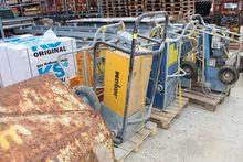 Hydraulic vacuum pump WEBER VA-