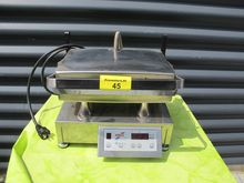 Contact grill SILEX # 70695