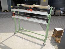 Roller holder steel green # 708