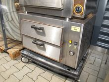 Pizza oven without label # 7085