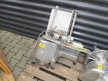 Slicing machine SCHARFEN # 7086