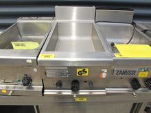 Gas water bath ZANUSSI # 70896