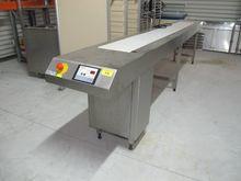 Tray conveyor belt RIEBER GA-4