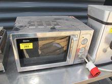 Commercial microwave BARTSCHER