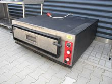Pizza oven without label # 7095