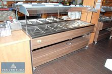 Buffet trolley AFINOX # 70990