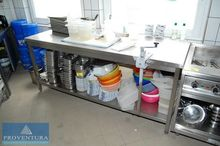 Stainless steel work table # 71