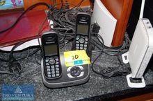 Cordless phones PANASONIC 2 pcs