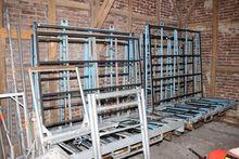 L-glass transport pallets each