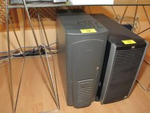 Server tower without designatio