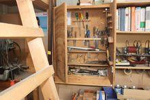 Carpentry tool cabinet # 73780