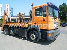2002 MAN FE 310 A Gergen High d