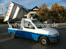 1998 Citroen 1.8 D Berlingo 2m³