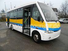 2001 Mercedes 814 Evobus bus 26