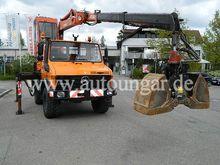 2001 Unimog U 1400 427/10 Excav