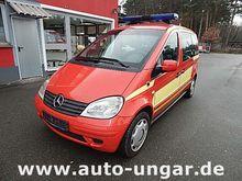 2004 Mercedes Vaneo Emergency C