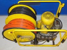 WEBER Hydraulic unit Scissor sp