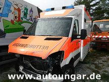 2009 Mercedes 515 Binz Case RTW
