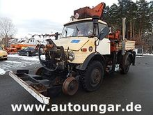 1976 Unimog 416B / TC Two-way r