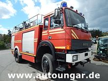 1993 Iveco 160-30 fire departme
