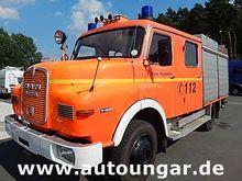 1987 MAN 11.168 HA-LF 4x4 TLF 1